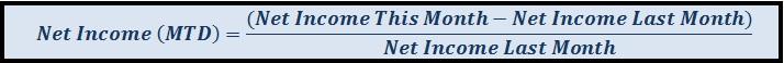 Net Income (MTD)